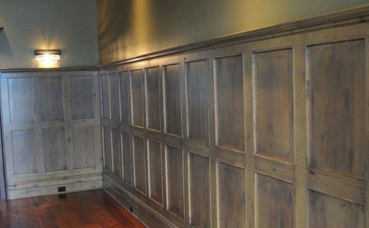 Hand Crafted Wood Wall Paneling Yoder Custom Design Custommade