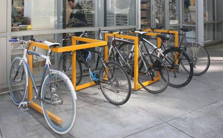 Hand Made Steel Bike Rack Fix Studio Custommade