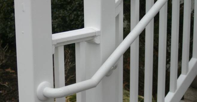 Hand Rail Home Products Ada Aluminum