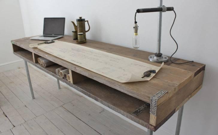Handcrafted Industrial Furniture Designs Ideas Plans Design
