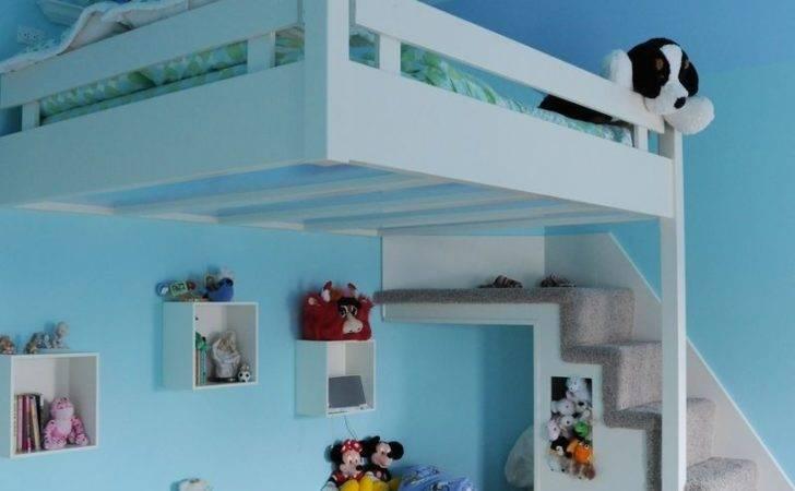 Handmade Built Custom Loft Bed Yoder Design Custommade