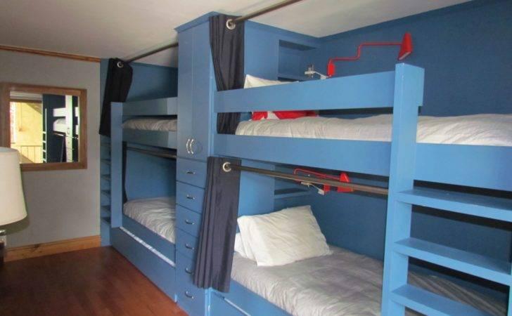 Handmade Custom Built Bunk Beds Woodsmith Llc Custommade
