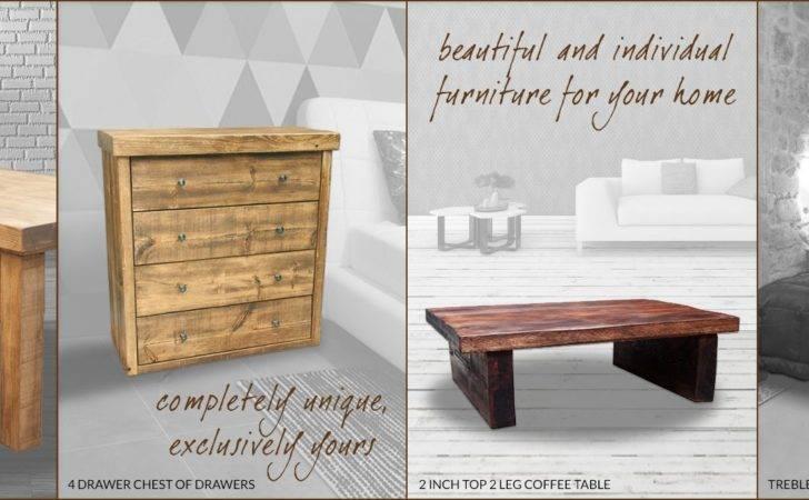 Handmade Rustic Furniture Solid Wood Fcf