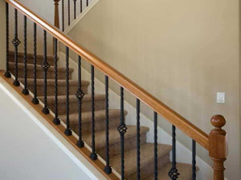 Handrail Indoor Stairs Stair Railing Kits Quotes