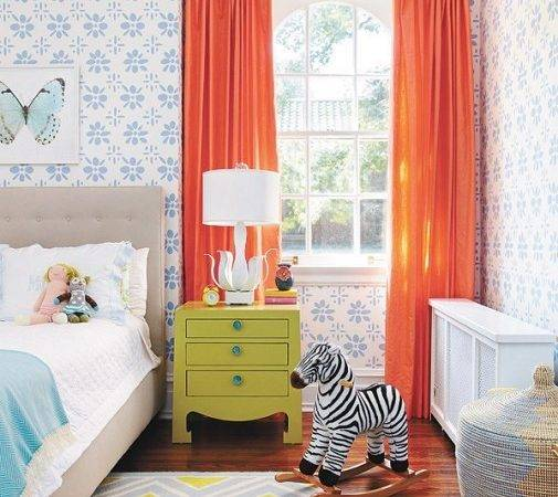 Happy Colorful Rooms Inspired Room