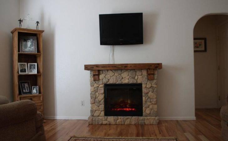 Happy Stone Electric Fireplace Dimplex