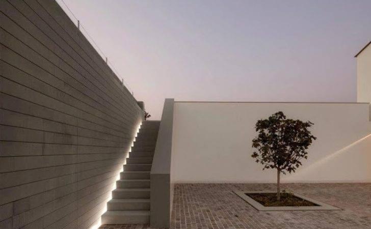 Hardscaping Stairway Lighting Gardenista