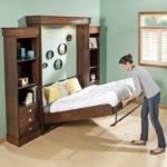 Hardware Bed Vertical Mount Deluxe Murphy