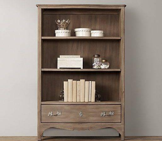 Harlowe Bookcase Bookcases Storage Restoration Hardware Baby