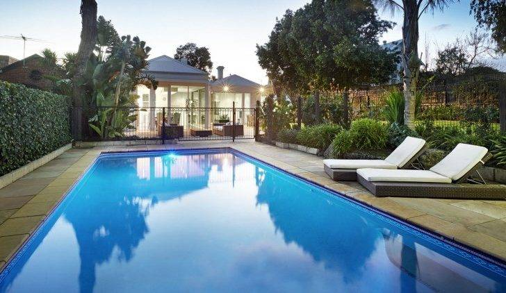 Have Pool Area Choosing Plants Don Drop