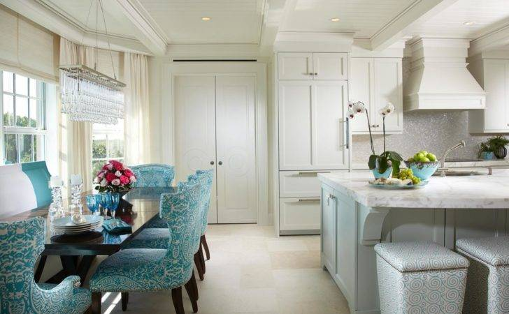 Having Tropical Kitchen Design Shaped Layout Has