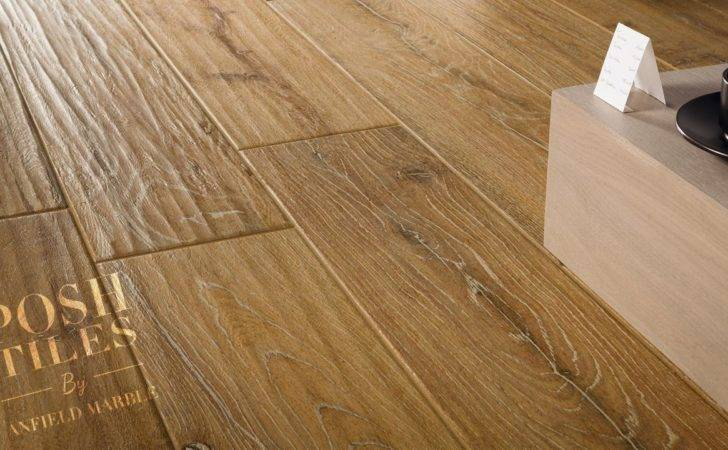 Hazel Wood Effect Porcelain Floor Tile Angle Opt