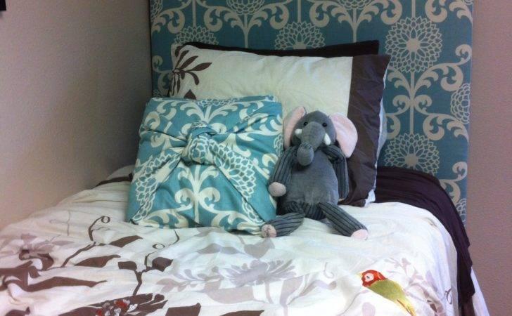 Headboard Dorm Room Ideas Apt Have Both Now