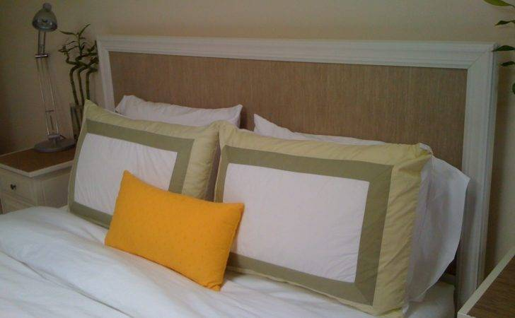 Headboard Ikea Wooden Framed