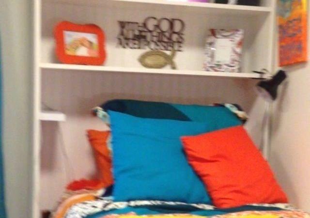 Headboard Perfect Teen Room Dorm