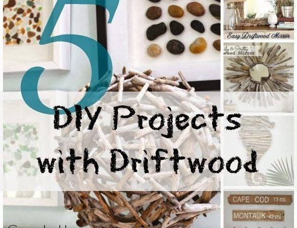 Heartful Home Days Coastal Style Diy Driftwood Projects