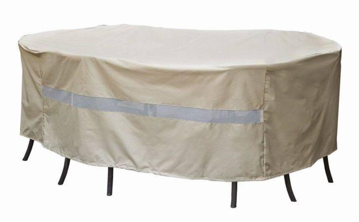 Hearth Garden Polyester Original Rectangular Patio Table