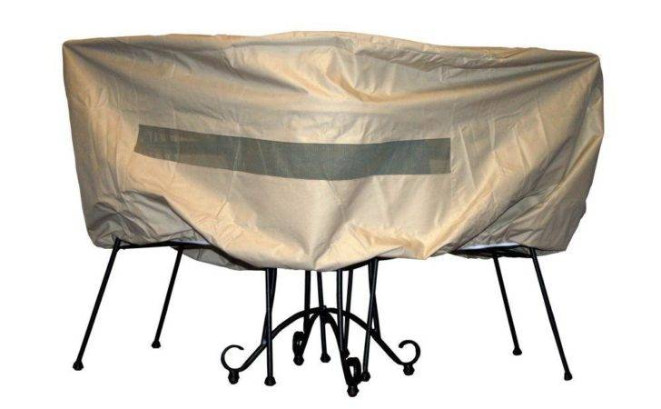Hearth Garden Polyester Patio Bistro Table Chair Set