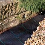 Heavy Duty Weed Barrier Ground Cover Metre Roll Quick Grass