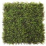 Hedged Artificial Deluxe Box Hedging Hedge Panel