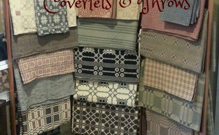 Heirloom Weavers Coverlets Throws Primitive Home Llc