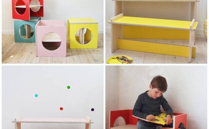 Hello Wonderful Small Design Playful Functional Kids Furniture