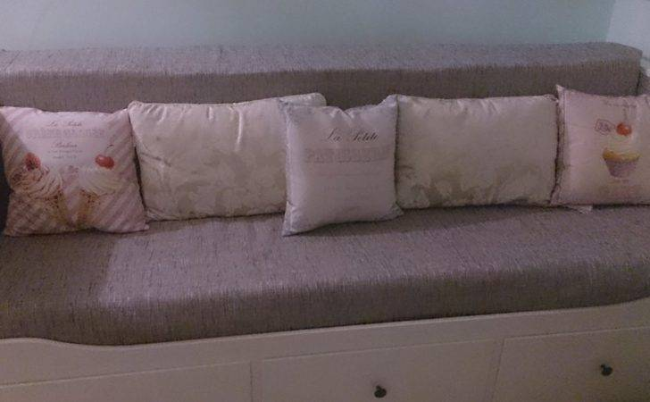 Hemnes Daybed Into Sofa Ikea Hackers