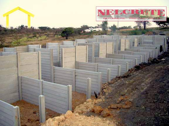 Here Concrete Fencing Nelspruit