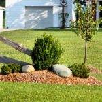 Here Simple Landscaping Made Charming Split Rail Fence