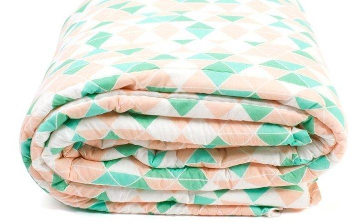 Hero Arro Home Product Shots Quilt Pink Green Diamons Cate