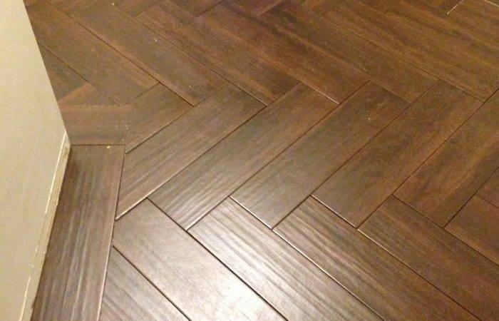 Herringbone Tile Layout Design Flooring Decorating Ideas