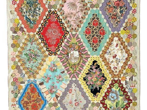 Hexagon Quilts Patterns Nnect