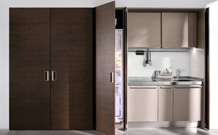 Hidden Kitchen Designs Kitchentoday