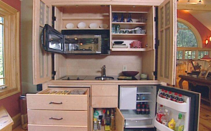 Hidden Kitchen Reveals Clever Solution Hgtv
