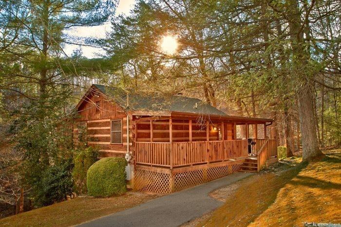 Hidden Mountain Resort Cabin Rental Bluff Haven
