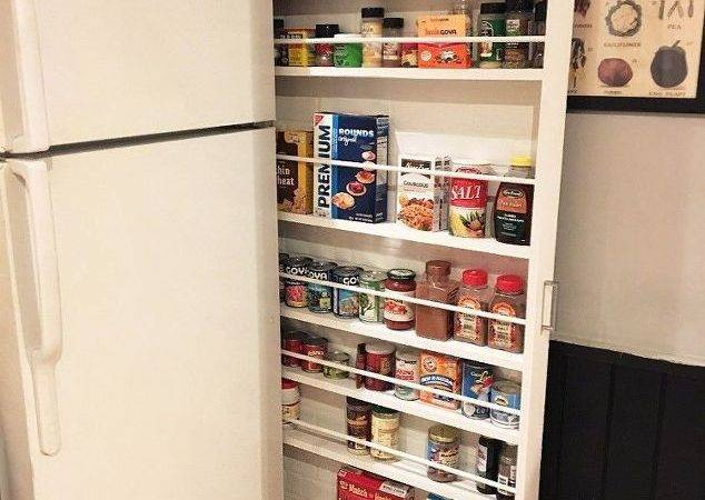 Hide Away Pantry Kitchen Storage Hometalk