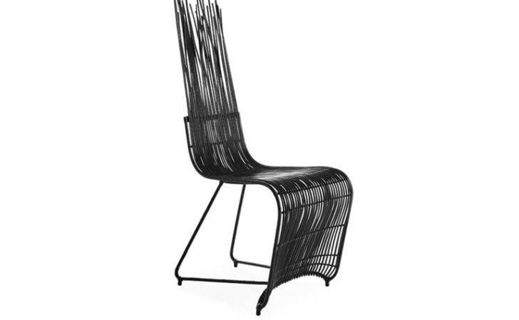 High Back Chair Yoda Kenneth Cobonpue