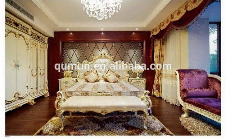 High Class Apartment Furniture King Bedroom China Manufacturer Buy