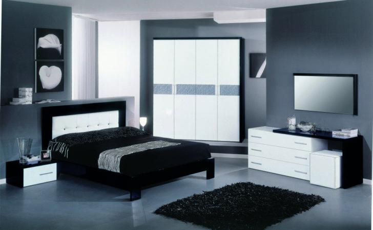 High Class Bedroom Furniture Moon Italian Modern Set