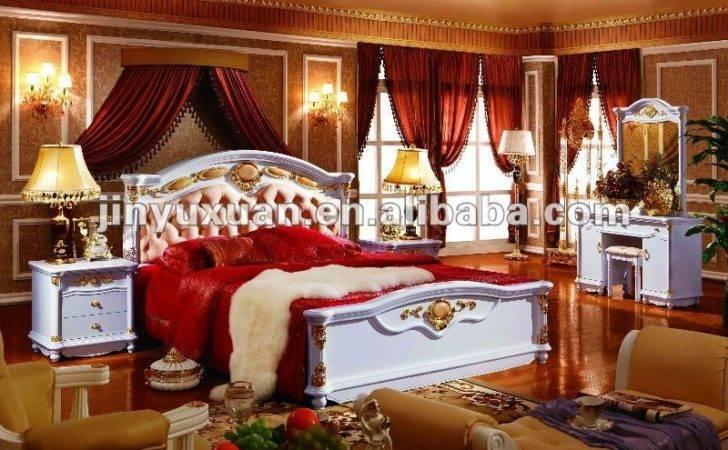 High Class Bedroom Furniture Swordgirls