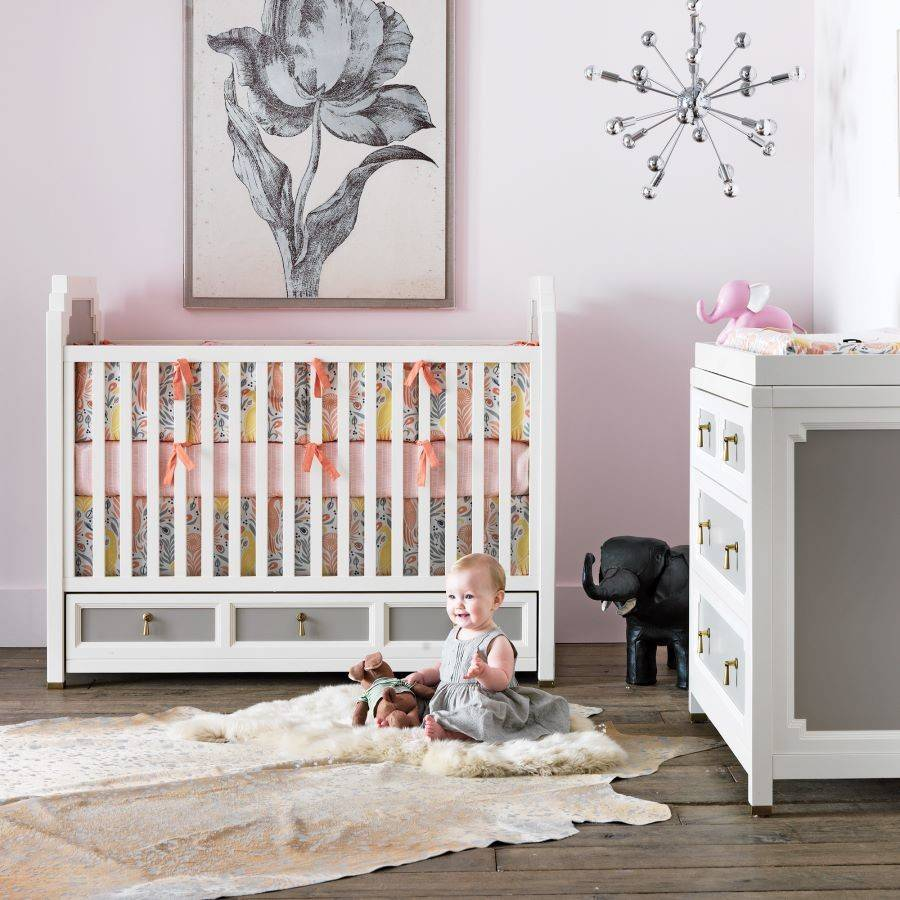 High End Baby Furniture Finds