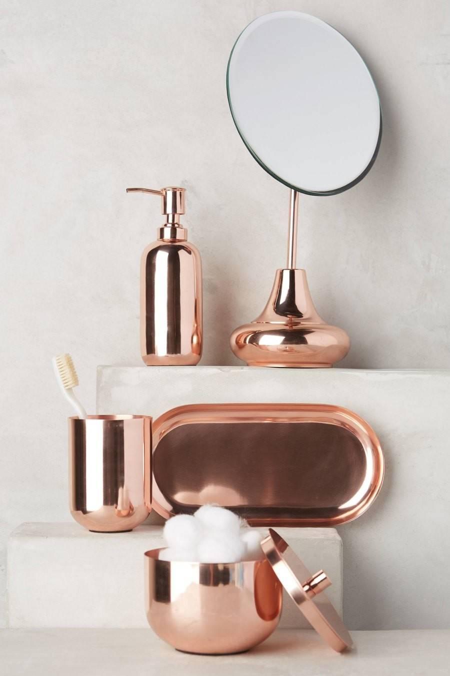 High End Bathroom Accessories Modern Style