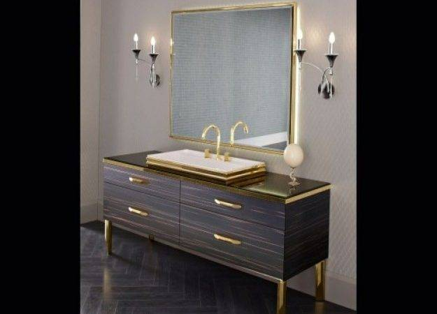 High End Bathroom Vanities Luxury Vanity Furniture Presented
