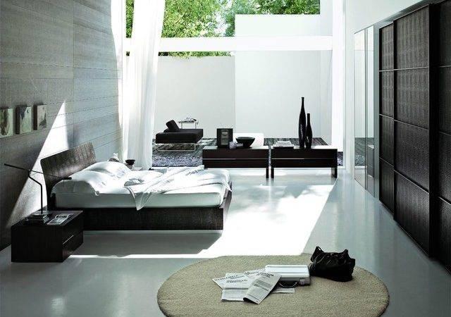 High End Contemporary Furniture Set Modern Bedroom Sets