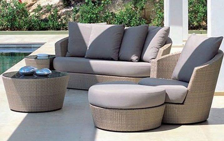 High End Outdoor Furniture Brands Pinterest