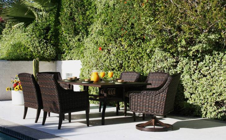 High End Outdoor Furniture Furthermore Patio Brands