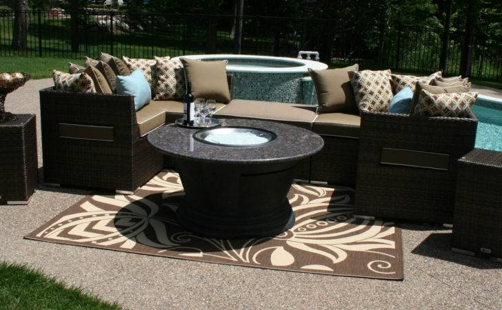 High End Patio Furniture House Made Paper