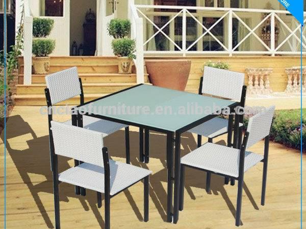 High End Patio Outdoor Furniture Tea Table Set Buy