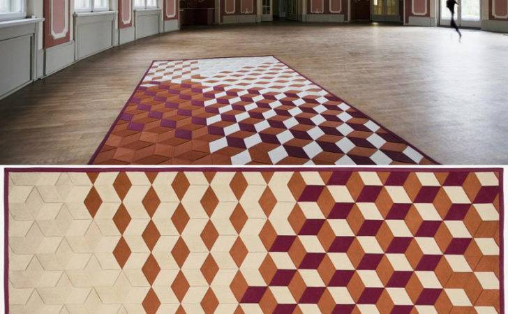 High End Rugs Delineate Space Style Interior Design