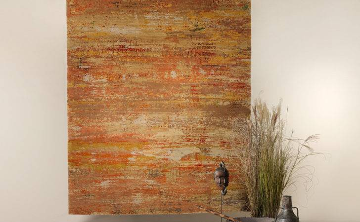 High End Rugs Delineate Space Style